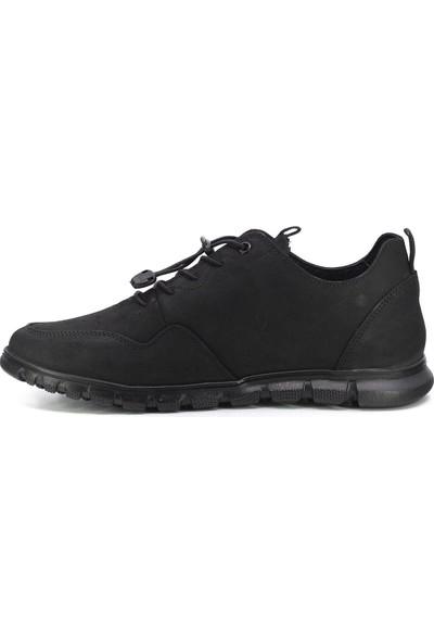 Hammer Jack 20Y Flam 102 20300-1-M Erkek Ayakkabı Siyah