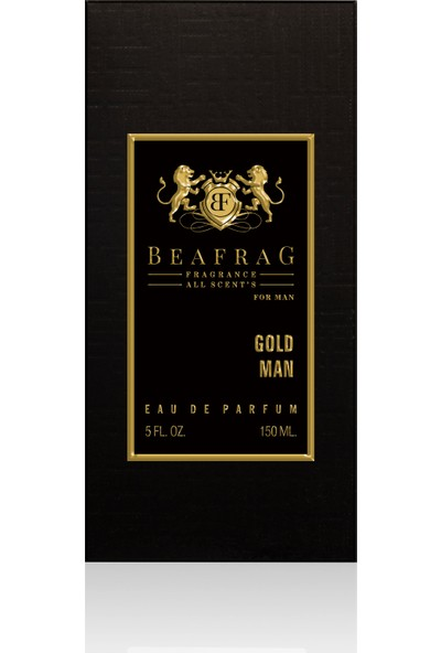 Beafrag Gold Man 150 ml Edp Erkek Parfüm