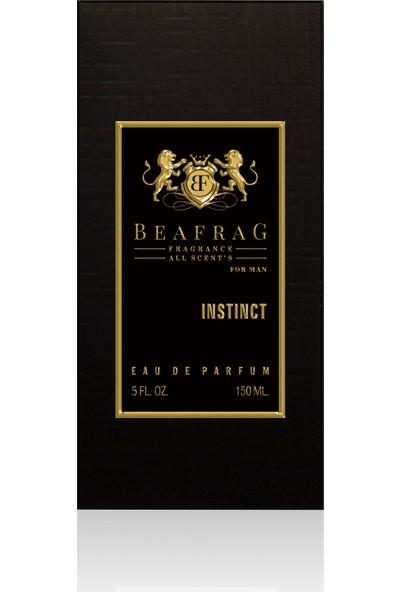 Beafrag Instinct 150 ml Edp Erkek Parfüm