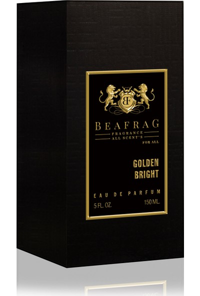 Beafrag Golden Bright 150 ml Edp Unisex Parfüm