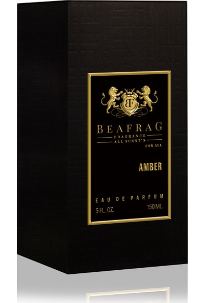 Beafrag Amber 150 ml Edp Unisex Parfüm