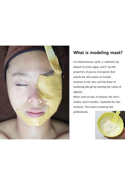 Fau Premium Shıny Pumpkın Modelıng Mask-Premium Bal Kabağı Model Toz Maske 1kg