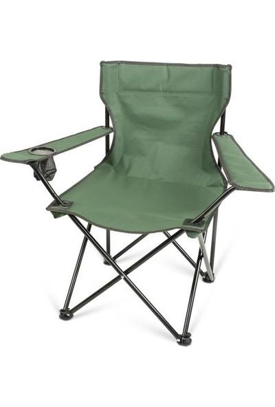 Romee Kamp Sandalyesi Yeşil