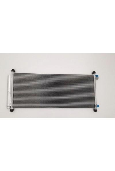 Gust Klima Radyatörü Honda Jazz 1.2i - 1.3i - 1.4i 2003> Büyük Tip ( 80110-SAA-013 )