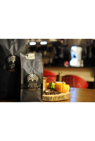 Cenk R Girginol - Gourmet Collection Espresso Blend Çekirdek 1 kg