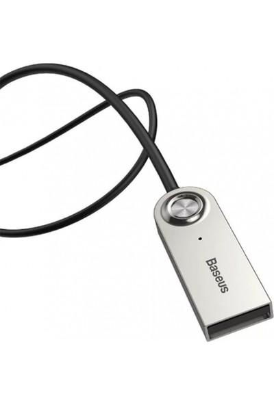 Baseus BA01 CABA01-01 USB Wireless Bluetooth Araç Kiti