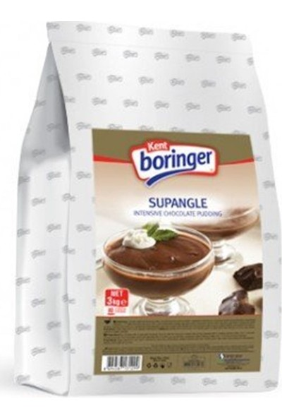 Kent Boringer Supangle 3 kg