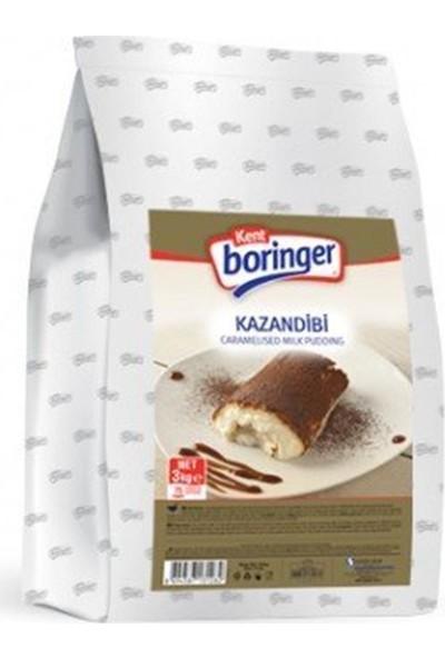 Kent Boringer Kazandibi 3 kg
