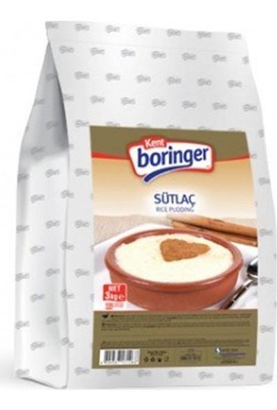 Kent Boringer Sütlaç 3 kg