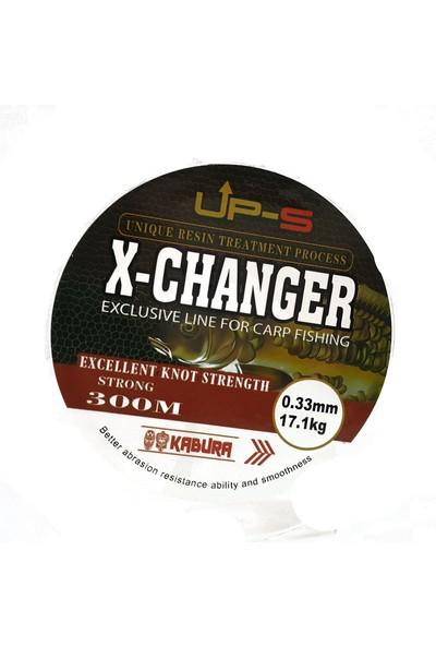 Kabura X-Challenger 0,37MM 300 mt Sazan Misinası