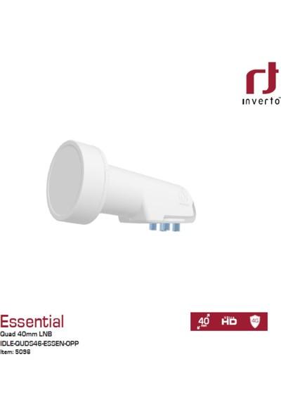 Inverto Essential Quad ( Dört Çıkışlı) Ultra Hd Lnb