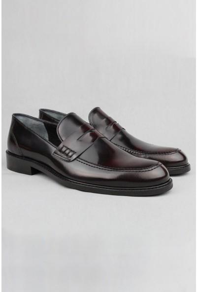 CZ London Klasik Ayakkabı Loafer