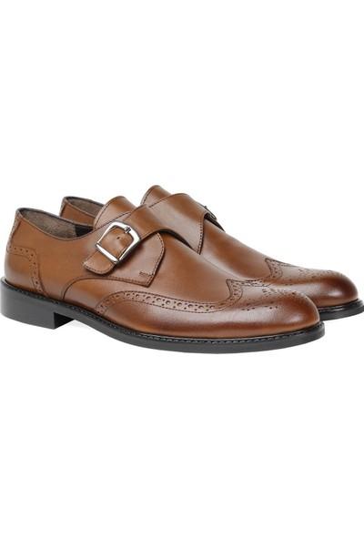 CZ London Klasik Ayakkabı Tek Tokalı
