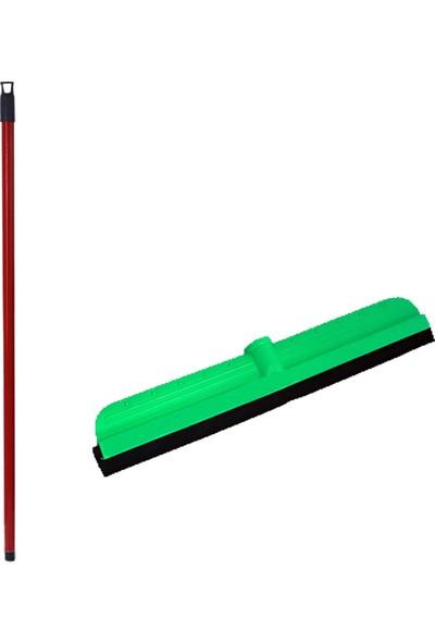 Swab Büyük Boy Yersil Çekçek Set (Büyük Boy Plastik Yersil + Metal Sap )