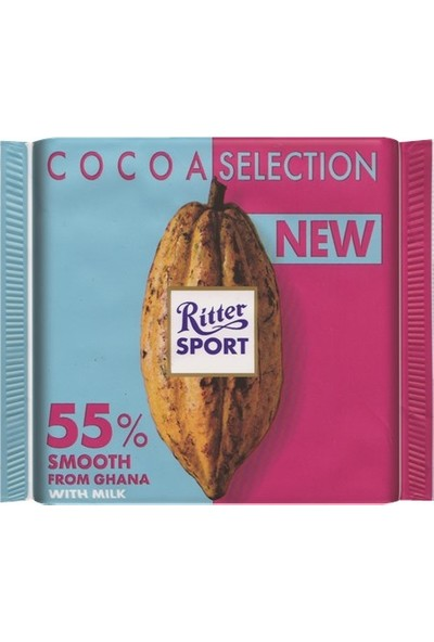 Ritter Sport Cocoa Selection 100 gr