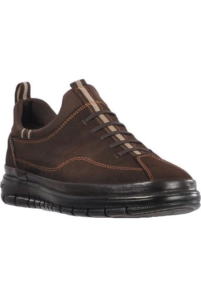 Goes 721 Kahve Nubuk Erkek Günlük Ayakkabı