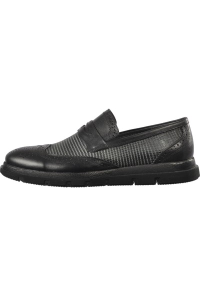 Free Balance Bn2039 Siyah Erkek Ayakkabı