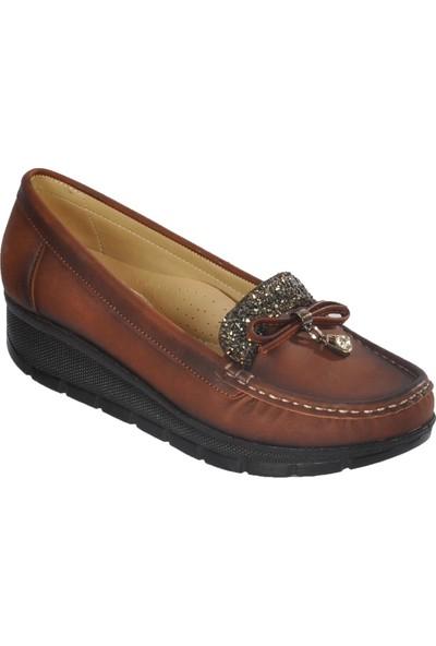 Wanetti 900 Taba Kadın Günlük Ayakkabı