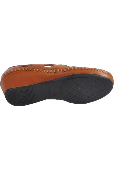 Venüs 18793055 Taba Kadın Hakiki Deri Günlük Ayakkabı