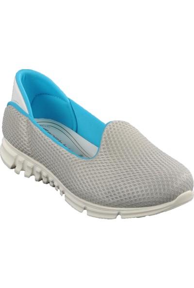 Wanetti Sck-810 Buz-Turkuaz Kadın Günlük Ayakkabı