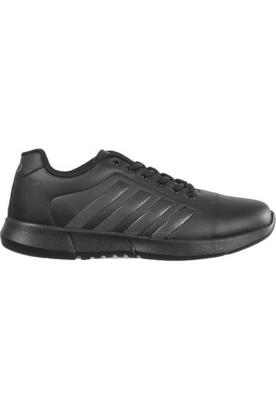 Bestof 047 Siyah Erkek Spor Ayakkabı