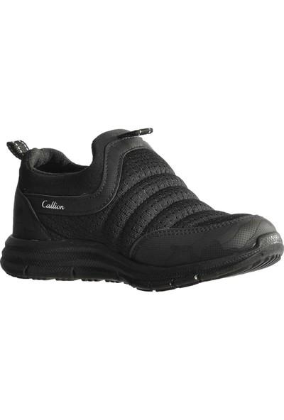 Callion 1006 Siyah Çocuk Spor Ayakkabı