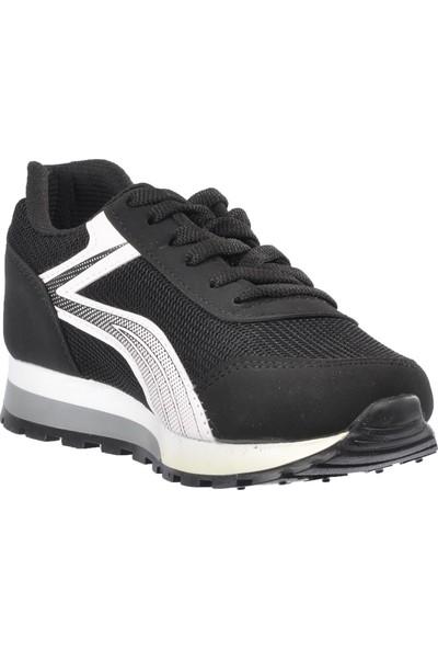 Free Balance Ozt058 Siyah-Beyaz Spor Ayakkabı