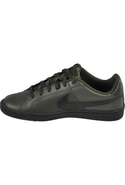 Nike Cj9263 Court Royale Haki-Siyah Spor Ayakkabı