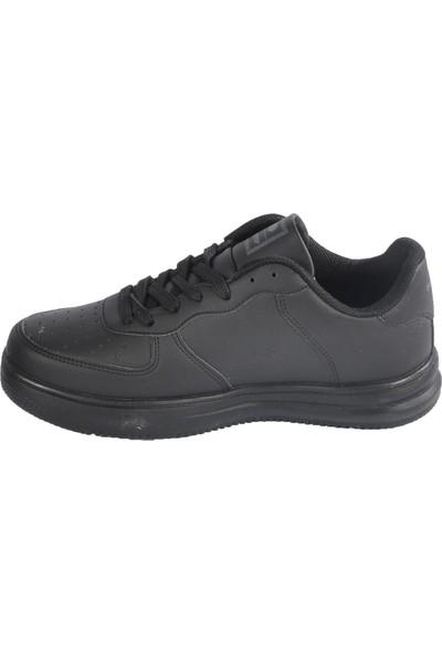 Bestof 042 Siyah-Beyaz Spor Ayakkabı
