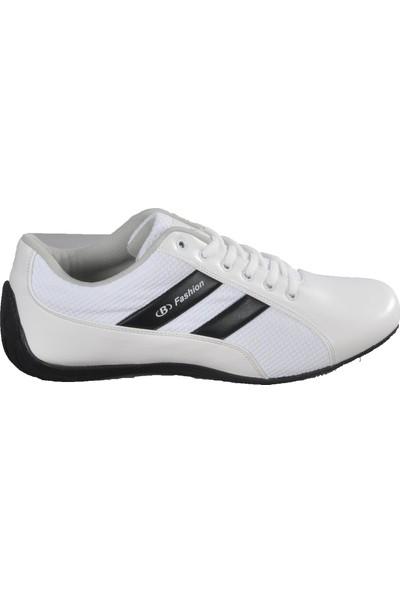 Bestof 060 Beyaz Erkek Spor Ayakkabı