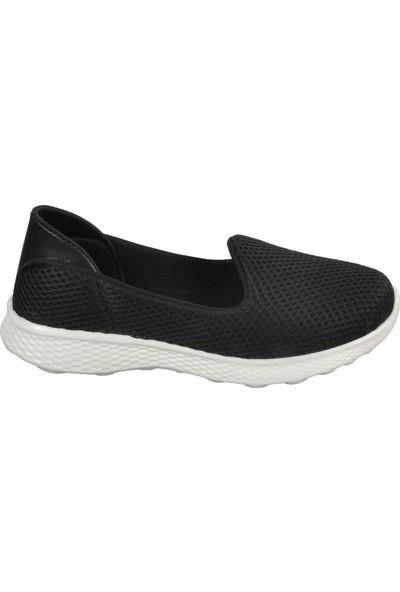 Wanetti Sck-810 Siyah Kadın Spor Ayakkabı