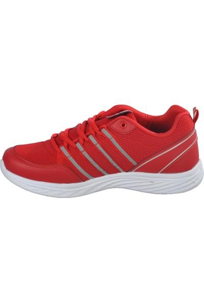 Walkway 1876 Kırmızı Erkek Spor Ayakkabı