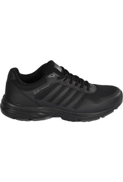 Bestof Bst-054 Siyah-Siyah Erkek Spor Ayakkabı