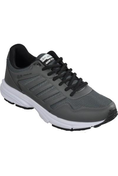 Bestof Bst-054 Füme-Beyaz Erkek Spor Ayakkabı