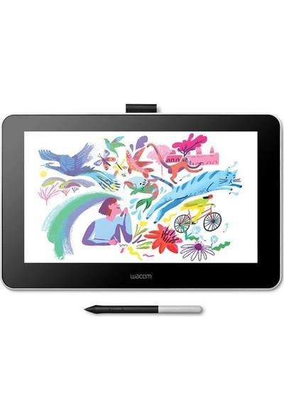 Wacom One 13 Pen Display FHD 4096 Seviye Grafik Tablet (DTC133)