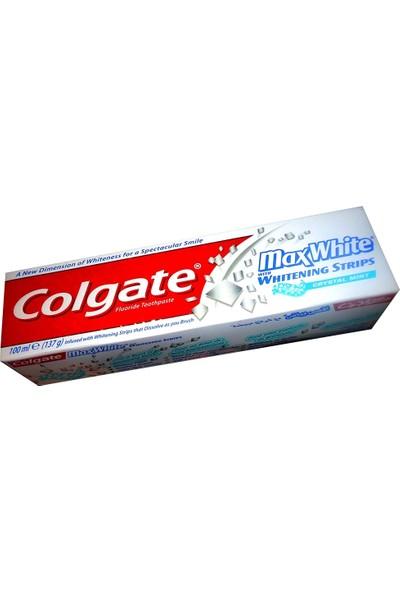 Colgate Max White Diş Macunu 100 ml