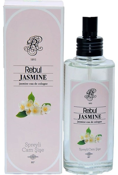 Rebul Jasmine Kolonya Sprey 2'li 100 ml