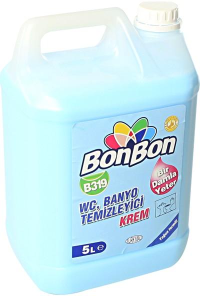 Bonbon B319 Wc, Banyo Temizleyici Krem 5 lt