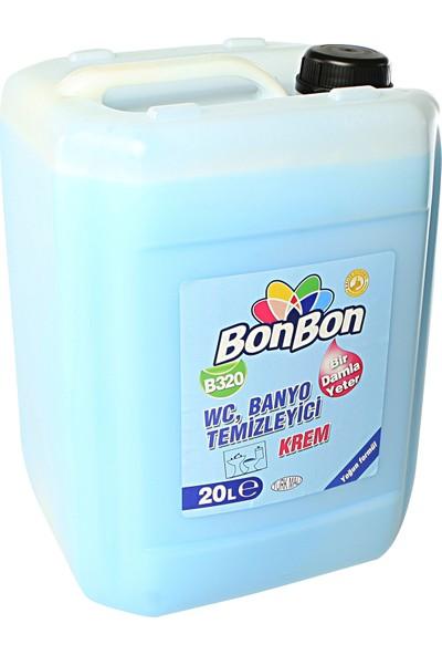 Bonbon B320 Wc, Banyo Temizleyici Krem 20 lt