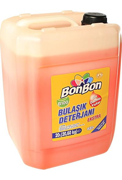 Bonbon B100 Bulaşık Deterjanı Extra 20 lt