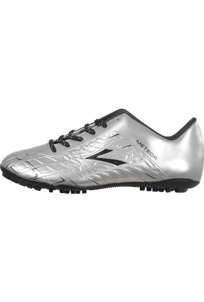Lig Meteor Gümüş Halı Saha Ayakkabı