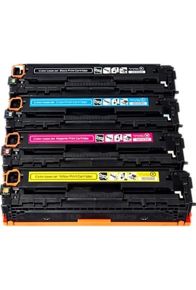 Eko Kartuş Hp CF410A-CF411A-CF412A-CF413A Muadil Toner 2300 Sayfa Siyah