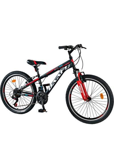 Daafu SXC100 24 Jant Bisiklet Vitesli V-Brek Tek Amortisörlü Erkek Dağ Bisikleti