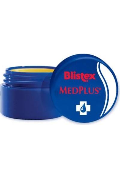 Blistex Medplus Hasar Görmüş Dudaklara Yoğun Bakım Ve Koruma