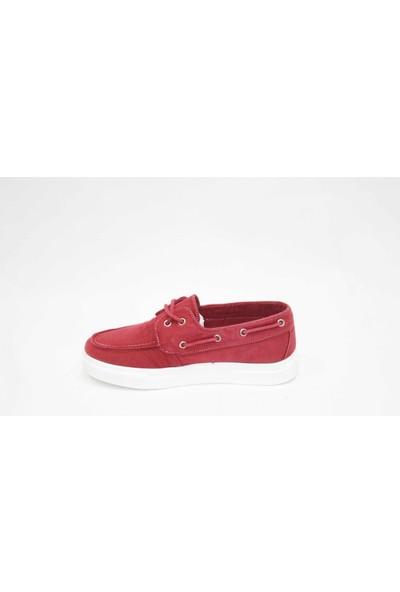 Jump 14932-B Bordo Ayakkabı