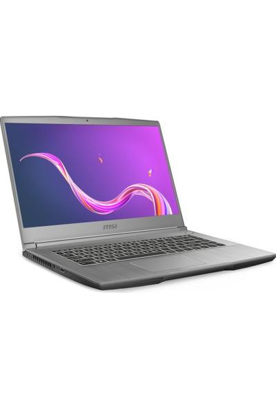 """MSI Creator 15M A10SD-457TR Intel Core i7 10750H 16GB 256GB SSD GTX1660Ti Windows 10 Home 15.6"""" FHD Taşınabilir Bilgisayar"""