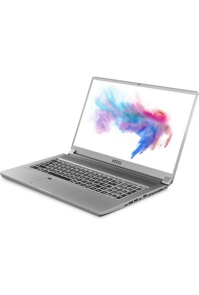 "MSI Creator 17 A10SE-272TR Intel Core i7 10875H 32GB 512GB SSD RTX2060 Windows 10 Home 17.3"" UHD Taşınabilir Bilgisayar"