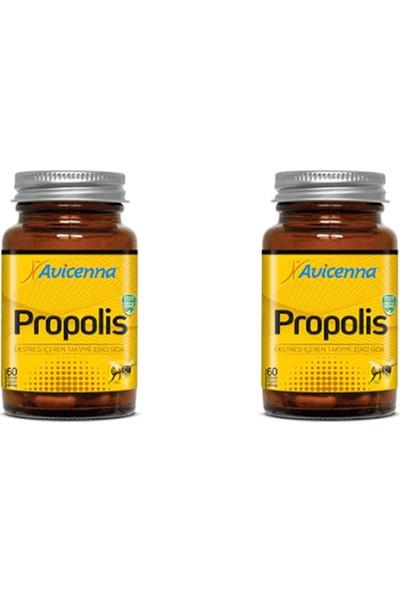 Avicenna Propolis 60 Bitkisel Kapsül x 2 Adet