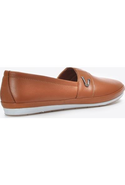 Vizon Kadın Taba Günlük Ayakkabı VZN20-077Y