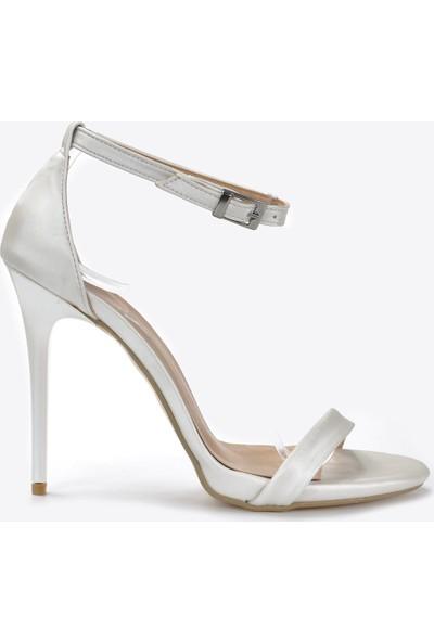 Vizon Kadın Sedef-Bsk Klasik Topuklu Ayakkabı VZN20-072Y